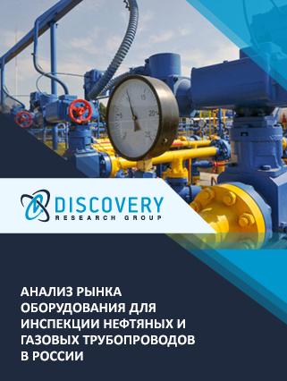 Маркетинговое исследование - Анализ рынка оборудования для инспекции нефтяных и газовых трубопроводов в России