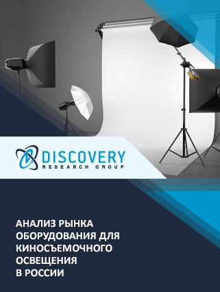 Маркетинговое исследование - Анализ рынка оборудования для киносъемочного освещения в России