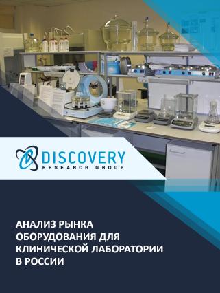 Маркетинговое исследование - Анализ рынка оборудования для клинической лаборатории в России