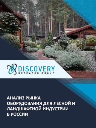 Маркетинговое исследование - Анализ рынка оборудования для лесной и ландшафтной индустрии в России
