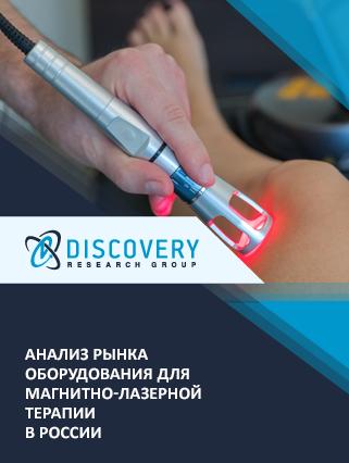 Анализ рынка оборудования для магнитно-лазерной терапии в России
