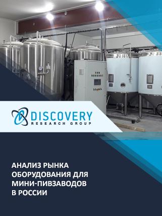 Маркетинговое исследование - Анализ рынка оборудования для мини-пивзаводов в России