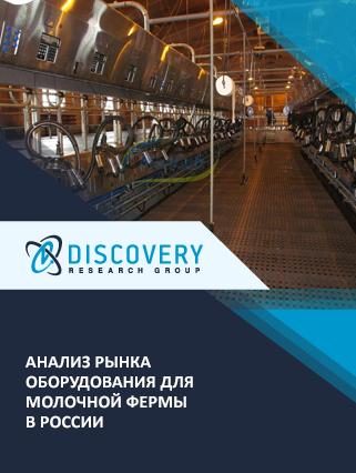 Маркетинговое исследование - Анализ рынка оборудования для молочной фермы в России