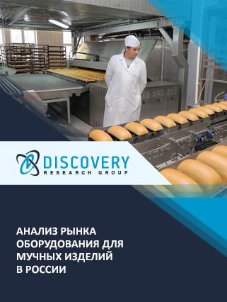 Маркетинговое исследование - Анализ рынка оборудования для мучных изделий в России