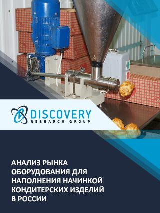 Маркетинговое исследование - Анализ рынка оборудования для наполнения начинкой кондитерских изделий в России