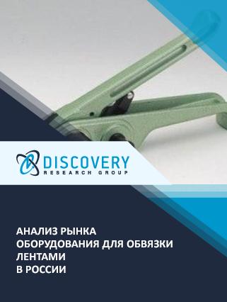 Анализ рынка оборудования для обвязки лентами в России