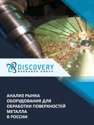 Маркетинговое исследование - Анализ рынка оборудования для обработки поверхностей металла в России