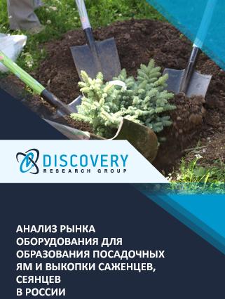 Анализ рынка оборудования для образования посадочных ям и выкопки саженцев, сеянцев в России