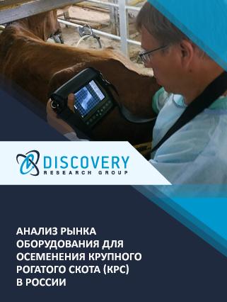 Маркетинговое исследование - Анализ рынка оборудования для осеменения крупного рогатого скота (КРС) в России