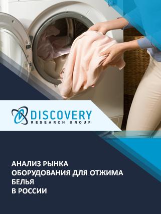 Маркетинговое исследование - Анализ рынка оборудования для отжима белья в России
