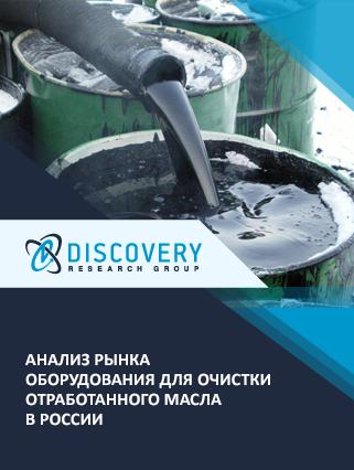 Маркетинговое исследование - Анализ рынка оборудования для очистки отработанного масла в России