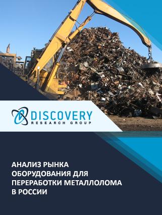 Маркетинговое исследование - Анализ рынка оборудования для переработки металлолома в России