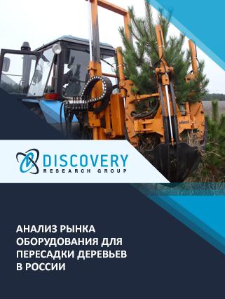 Анализ рынка оборудования для пересадки деревьев в России