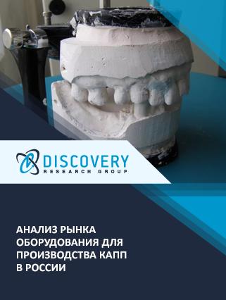 Анализ рынка оборудования для производства капп в России