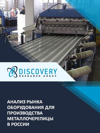 Анализ рынка оборудования для производства металлочерепицы в России