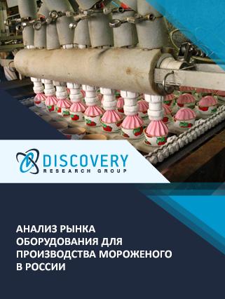 Анализ рынка оборудования для производства мороженого в России