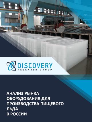 Маркетинговое исследование - Анализ рынка оборудования для производства пищевого льда в России