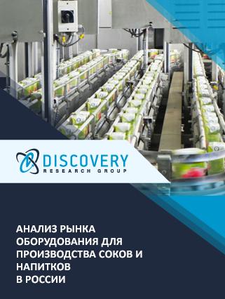 Маркетинговое исследование - Анализ рынка оборудования для производства соков и напитков в России