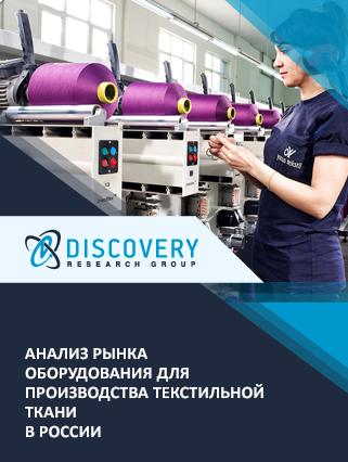Маркетинговое исследование - Анализ рынка оборудования для производства текстильной ткани в России