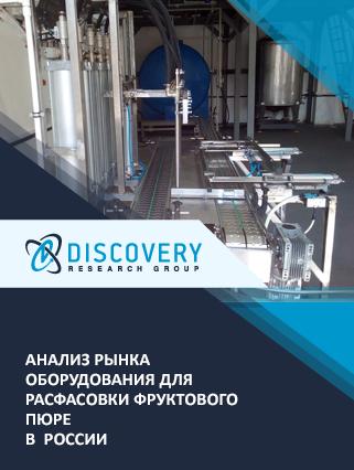 Маркетинговое исследование - Анализ рынка оборудования для расфасовки фруктового пюре в России