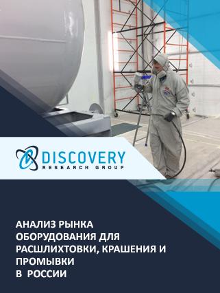 Маркетинговое исследование - Анализ рынка оборудования для расшлихтовки, крашения и промывки в России