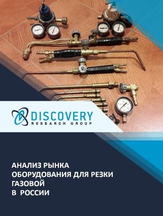 Маркетинговое исследование - Анализ рынка оборудования для резки газовой в России