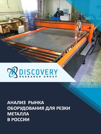 Маркетинговое исследование - Анализ рынка оборудования для резки металла в России