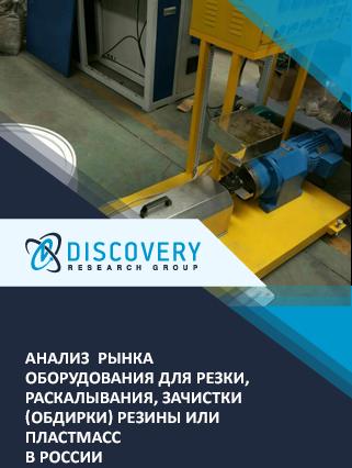 Маркетинговое исследование - Анализ рынка оборудования для резки, раскалывания, зачистки (обдирки) резины или пластмасс в России