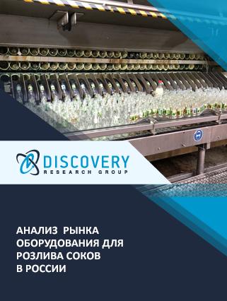 Анализ рынка оборудования для розлива соков в России