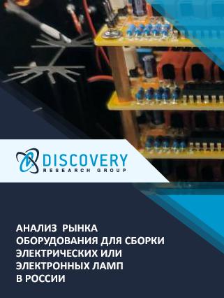 Маркетинговое исследование - Анализ рынка оборудования для сборки электрических или электронных ламп в России