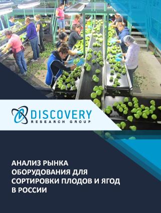 Маркетинговое исследование - Анализ рынка оборудования для сортировки плодов и ягод в России