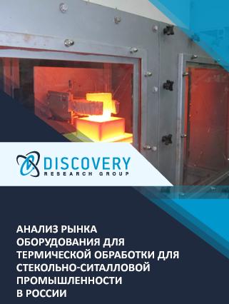 Маркетинговое исследование - Анализ рынка оборудования для термической обработки для стекольно-ситалловой промышленности в России