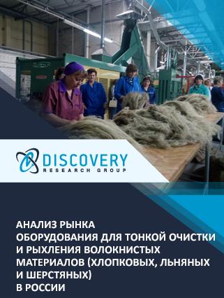 Маркетинговое исследование - Анализ рынка оборудования для тонкой очистки и рыхления волокнистых материалов (хлопковых, льняных и шерстяных) в России
