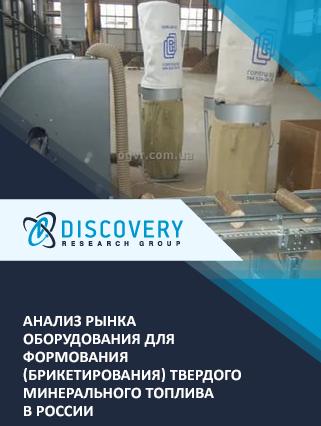 Маркетинговое исследование - Анализ рынка оборудования для формования (брикетирования) твердого минерального топлива в России