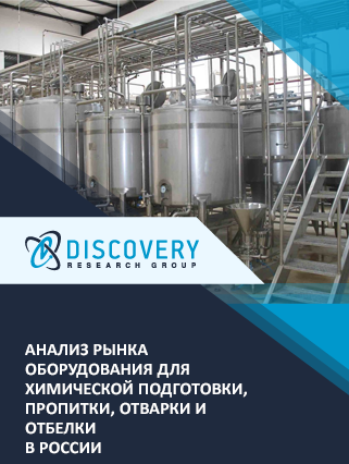 Маркетинговое исследование - Анализ рынка оборудования для химической подготовки, пропитки, отварки и отбелки в России