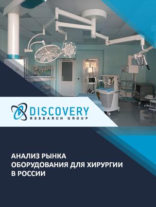 Анализ рынка оборудования для хирургии в России