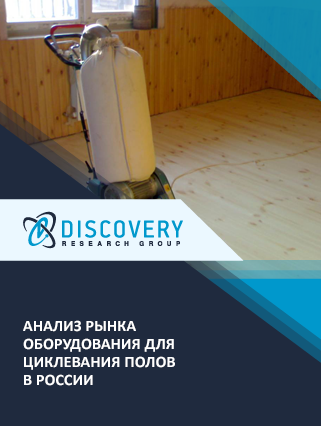 Маркетинговое исследование - Анализ рынка оборудования для циклевания полов в России