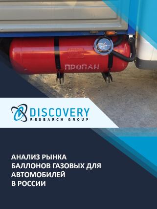Маркетинговое исследование - Анализ рынка баллонов газовых для автомобилей в России