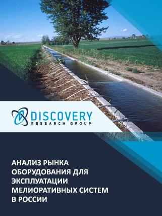 Маркетинговое исследование - Анализ рынка оборудования для эксплуатации мелиоративных систем в России