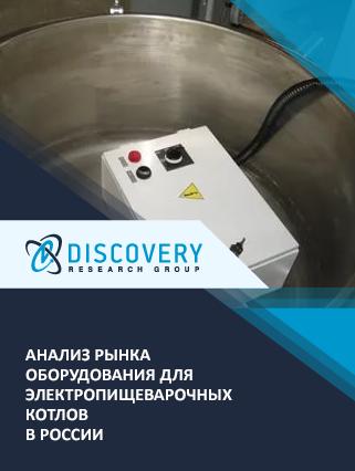Маркетинговое исследование - Анализ рынка оборудования для электропищеварочных котлов в России