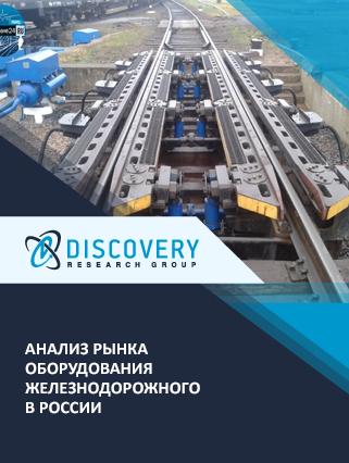 Анализ рынка оборудования железнодорожного в России