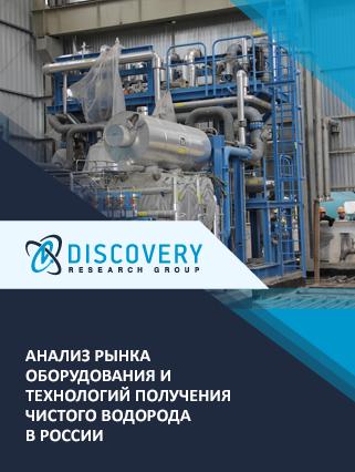 Маркетинговое исследование - Анализ рынка оборудования и технологий получения чистого водорода в России