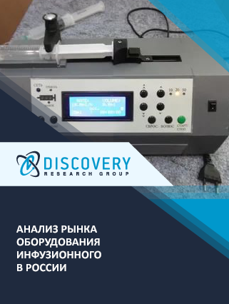 Анализ рынка оборудования инфузионного в России