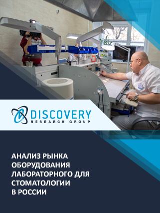 Маркетинговое исследование - Анализ рынка оборудования лабораторного для стоматологии в России