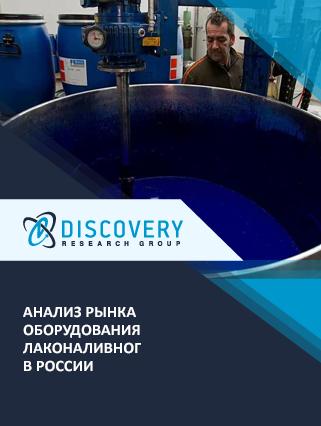 Маркетинговое исследование - Анализ рынка оборудования лаконаливного в России