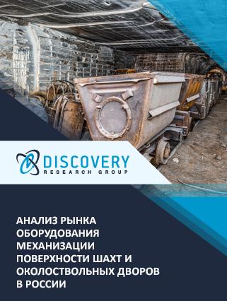 Маркетинговое исследование - Анализ рынка оборудования механизации поверхности шахт и околоствольных дворов в России