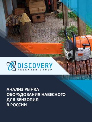 Маркетинговое исследование - Анализ рынка оборудования навесного для бензопил в России