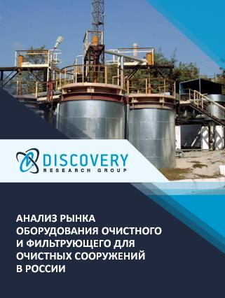 Маркетинговое исследование - Анализ рынка оборудования очистного и фильтрующего для очистных сооружений в России