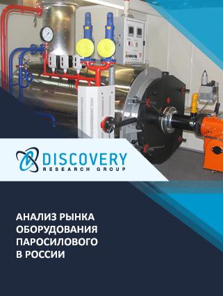 Анализ рынка оборудования паросилового в России
