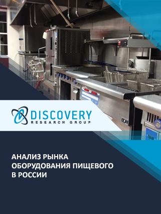Маркетинговое исследование - Анализ рынка оборудования пищевого в России